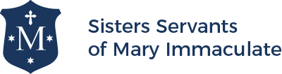 Sisters Servants of Mary Immaculate Logo